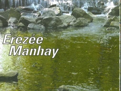 Carte de promenades de Manhay-Erezée