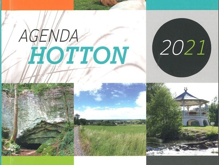 AGENDA DES COMMERCANTS DE HOTTON