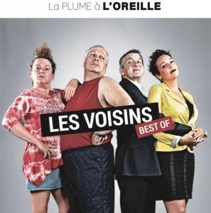Van 23 tot 26 januari - Theater : Les voisins - Le best of (De buren - De best of)