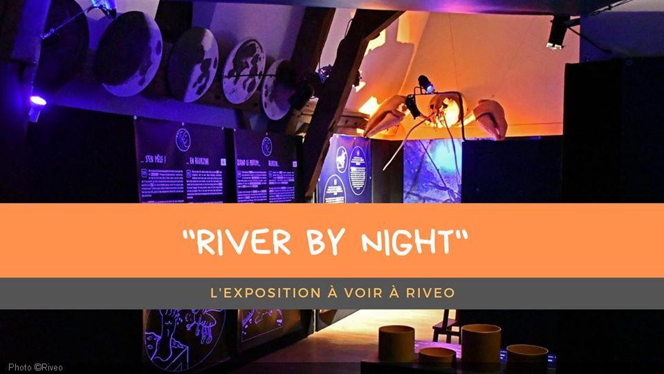 Vendredi 3 janvier - Visite nocturne de RIVEO