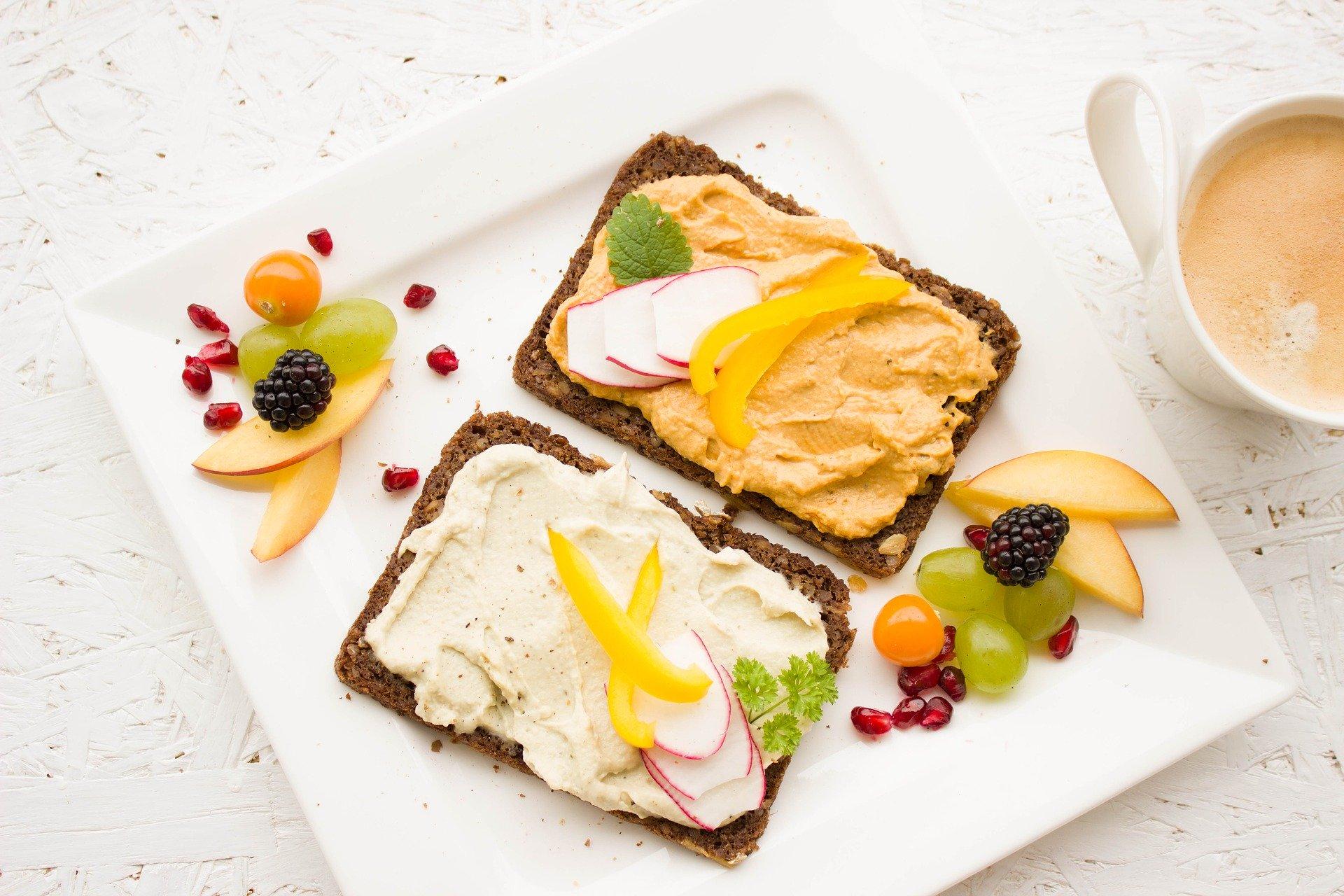 Zondag 12 juli - Ontbijtje, zelf gemaakt en lokale producten