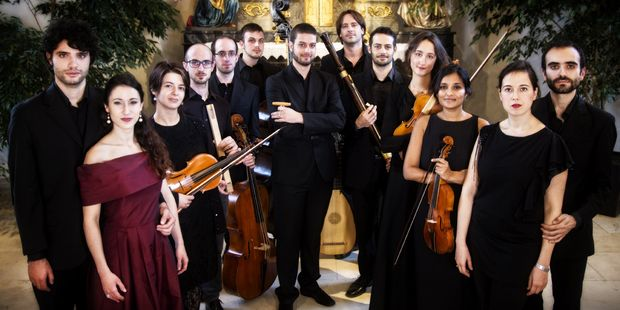 09 - 11 oktober - Barok muziekfestival