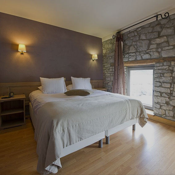 Welcoming, cosy guest rooms
